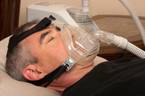A Comfortable Alternative to CPAP