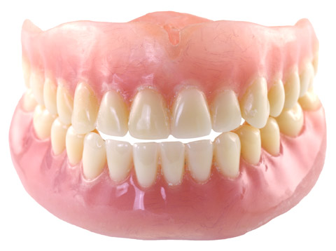Full dentures Orange County