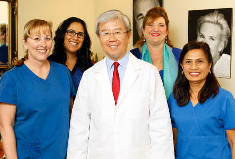 Dr Choi Orange County Implant Dentist